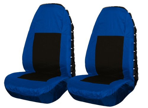 Fh-Fb070115 Sports Fabric Seat Covers, Airbag Compatible And Split Bench, Bei Shipping From Us