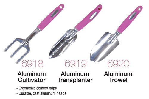 Bond 6920 Garden for the Cause Trowel, Pink