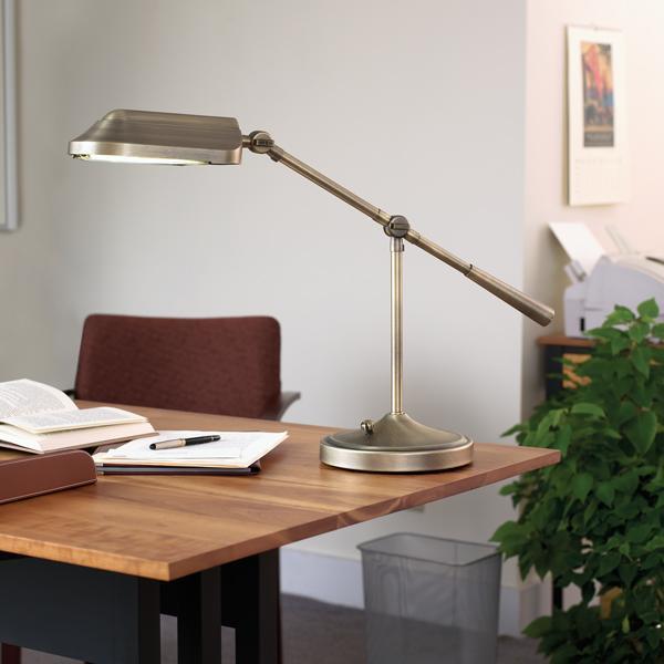 Amazon.com: Verilux Heritage Natural Spectrum Deluxe Desk ...
