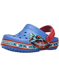 Crocs Crocband Captain America Clog Boys Slip On