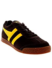 Mens Gola Elite Lace Up Low Cut Classic Sports Leather Shoes Sneakers