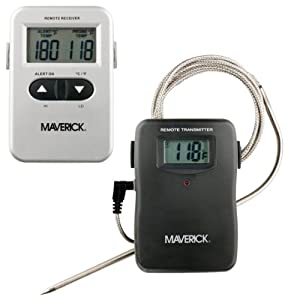 Maverick Maverick ET-71OS RediChek Remote Wireless Cooking Thermometer With LCD Transmitter