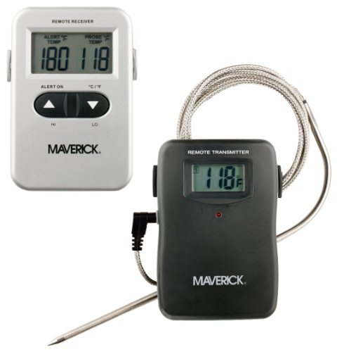 Maverick ET-71OS RediChek Remote Wireless Cooking Thermometer With LCD Transmitter