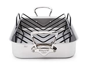 Mauviel M'Cook 5 Ply Stainless Steel 5217.15