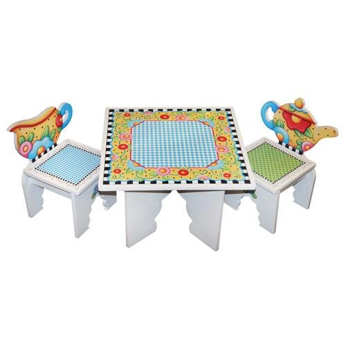 Mary Engelbreit© Tea Time Table & Chairs 2 Chairs Only