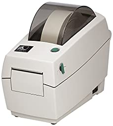 Zebra Technologies 282P-201211-000 Standard LP2824 Plus Printer with Parallel Dispenser (Peeler)