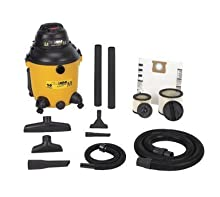 Shop-Vac 9621500 14 2 5-Gallon 5 5-Peak HP Vac-N-Vac Wet Dry Vacuum