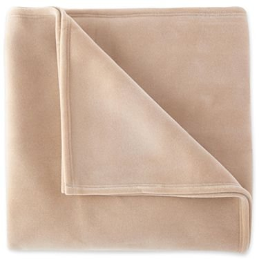 Original Vellux Blankets By West Point Stevens In Tan Color King Size By Jay'S Home Goods front-691588