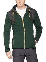 C.P.M. Chaqueta 3H33367 (Verde)