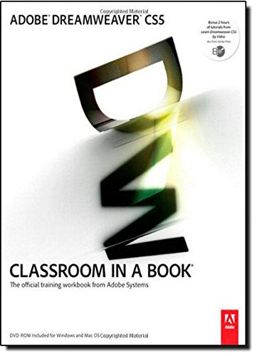 Adobe Dreamweaver CS5 Classroom in a Book (Music Trade In Program compare prices)