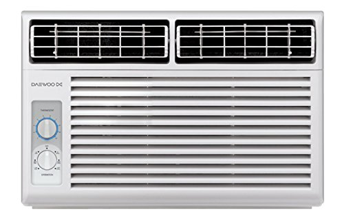 perfect aire 5000 btu window air conditioner pac5000