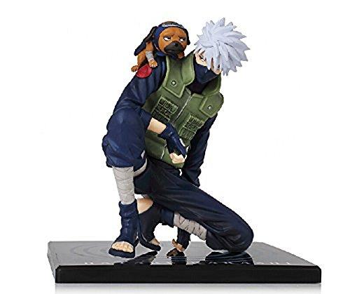 Anime Naruto Figure Kakashi Hatake Action Figures Toy