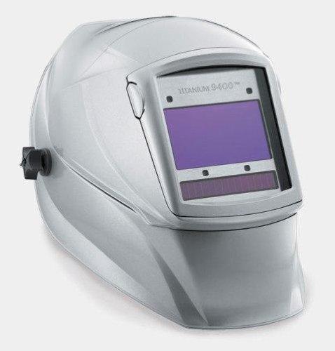Auto-Darkening-Welding-Helmet-Silver-Titanium-9400i-3-5-to-8-8-to-13-Lens-Shade