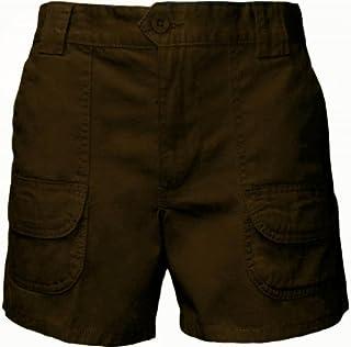 Sabree Missy Cargo Short Brown-4
