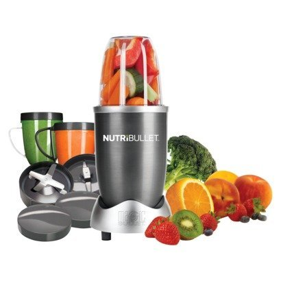 NutriBullet 12-Piece High-Speed Blender/Mixer System