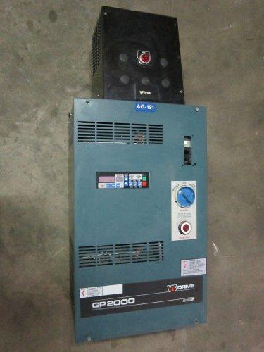 Reliance Electric 2Gu41020 20Hp Gp2000 Vs Drive 20 Hp