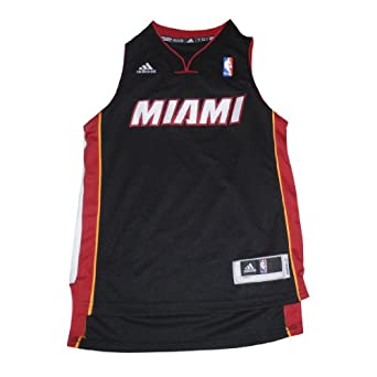 NBA Miami Heat Youth Pro Quality Athletic Jersey Top by NBA