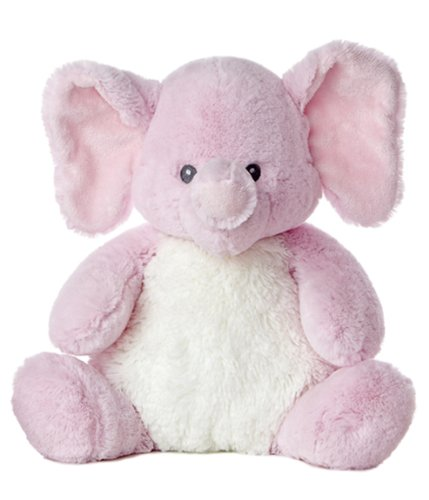Pink Stuffed Animal front-1076316