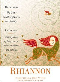 Rhiannon Red Wine 2011 750Ml