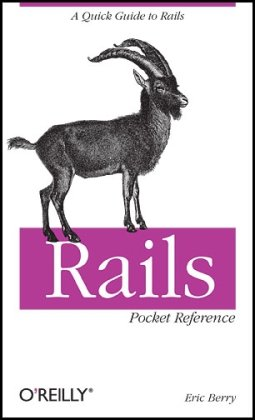 Rails Pocket Reference