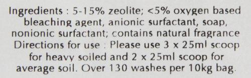 Ecoleaf Concentrated Washing Powder 10 kg