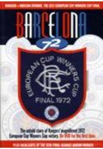 Rangers Fc - Barcelona '72 [DVD]