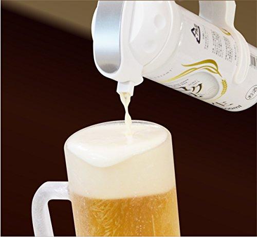 缶ビール用ハンディビールサーバー