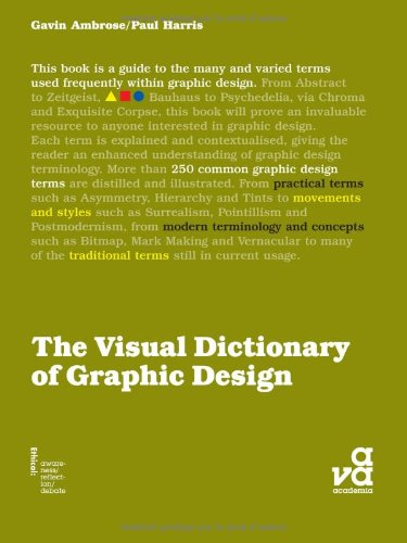 A Visual Dictionary of Graphic Design