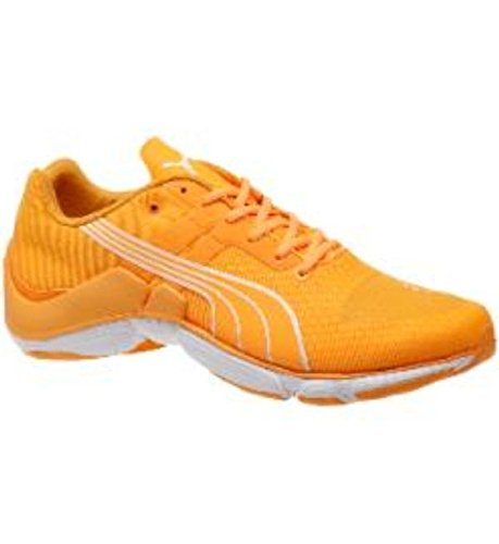 PUMA Mobium Elite Glow Running Shoe,Fluorescent Orange,10 US PUMA B00CAK3GXG