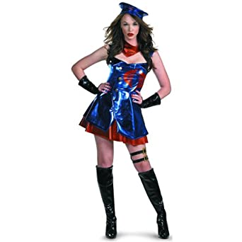 Disguise Inc - GI Joe Sexy Cobra Deluxe Adult Costume