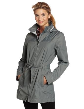 土拨鼠 Marmot Women's Elan Jacket 顶级长款防风防寒冲锋衣 灰色 $108.06