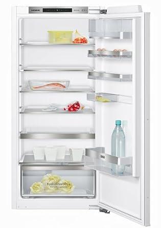Siemens KI41RAD30 réfrigérateur - réfrigérateurs (Intégré, Blanc, A++, Droite, SN, T, toucher)