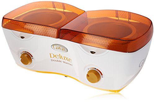 Gigi Deluxe Double Warmer, 14 Ounce (Double Wax Warmer compare prices)