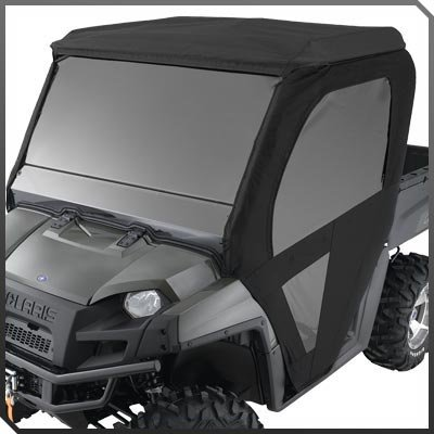 Ranger Soft Canvas Roof & Rear Panel Xp Hd 6X6 500 Efi Diesel 09 10 11 12 13 14