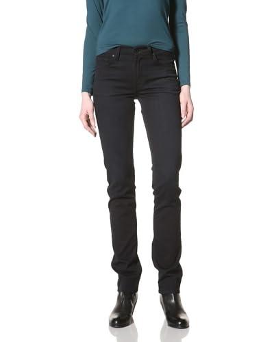 James Jeans Women's Straight Leg Jean  - Bodega