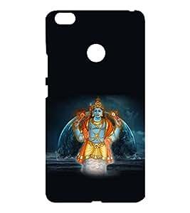 EPICCASE Matcham Avatar Mobile Back Case Cover For Xiaomi Mi Max (Designer Case)