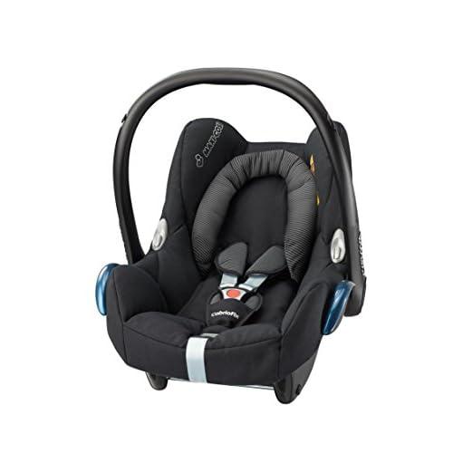 Maxi-Cosi Cabriofix Car Seat (Black Raven)