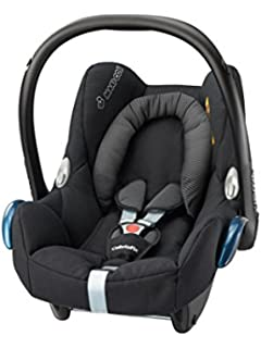 Maxi-Cosi Cabriofix Group 0+ Car Seat - Black Raven