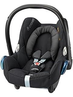 Maxi-Cosi Cabriofix Group 0+ Car Seat - Black Raven
