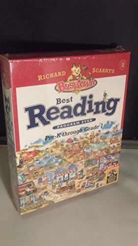 Richard Scarry's Busytown Best Reading Pre-K through Grade 1 CD-Rom