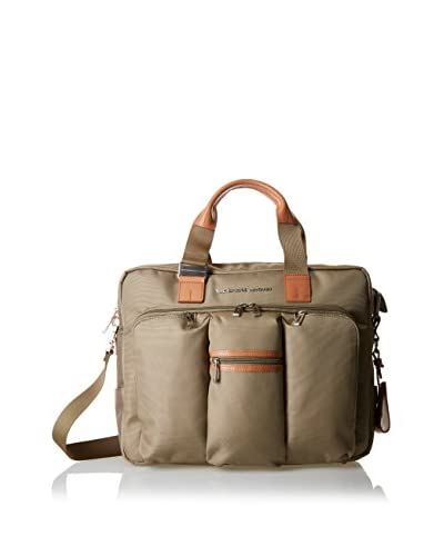 The Bridge Wayfarer Laptop Tasche  31 cm khaki