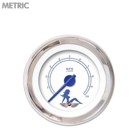 GAR1127ZEXHAABE American Classic Gold V Speedometer Gauge Aurora Instruments