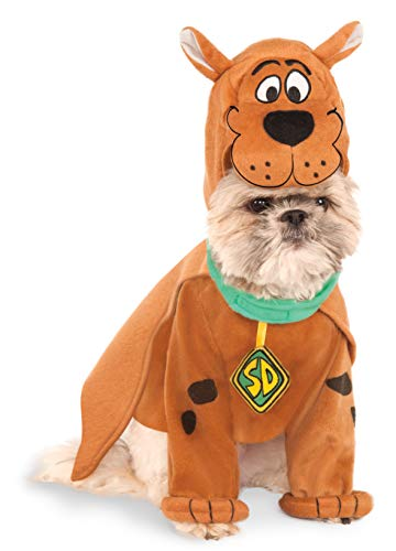 Scooby Doo Pet Suit, Small