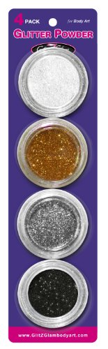 Essential Extra Large Glitter Tattoo Refill for glitter tattoos and children body art