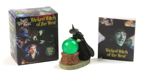 The Wizard Of Oz: The Wicked Witch Of The West Light-Up Crystal Ball front-810501
