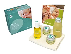 Vital Touch Natalia Organic Baby Blissful Gift Box