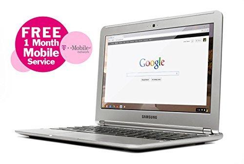 Samsung Series 5 Chromebook 3g WWAN (Unlocked) Celeron 867 1.3ghz 16gb Ssd 4gb 12.1
