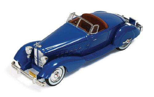 ixo-mus043-vehicule-miniature-packard-v12-lebaron-speedster-1934-echelle-143