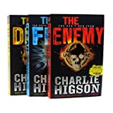Charlie Higson Charlie Higson the Enemy Series Collection 3 Books Set.