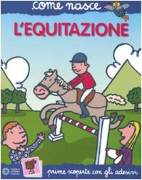 L'equitazione Con adesivi PDF